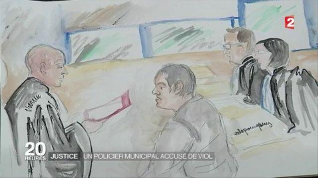 Policier municipal accusé de violences à Drancy : le tribunal correctionnel requalifie les faits en viol