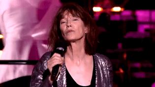 Jane Birkin en scène en 2011  (France 3 / Culturebox)