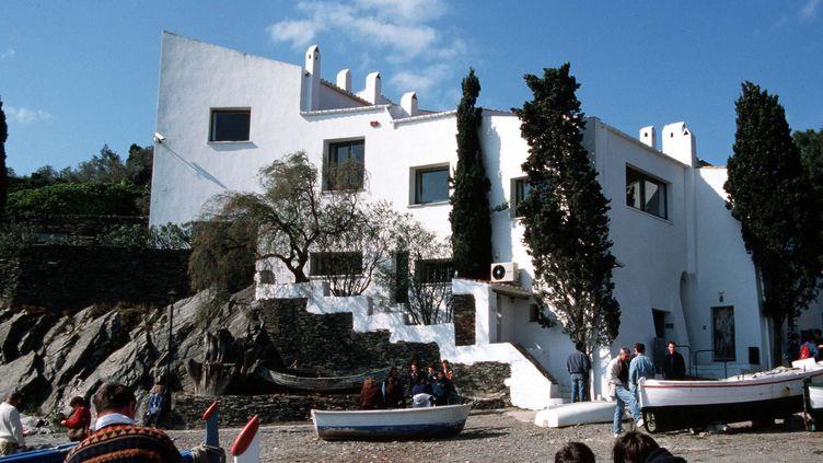 La maison de Salvador Dali à Port Lligat  (DAZAY/SIPA)