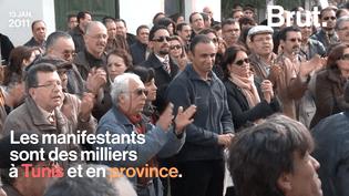 Retour sur la révolution tunisienne, sept ans après (BRUT)