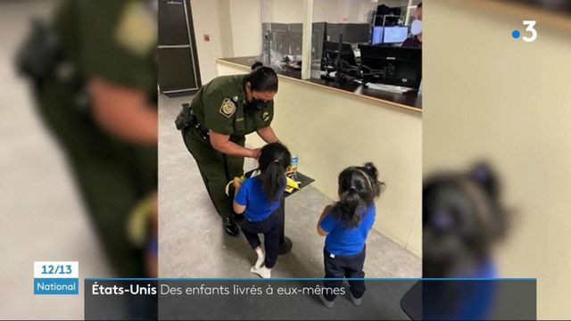 Entre le Mexique et les États-Unis, des passeurs laissent des enfants traverser la frontière seuls