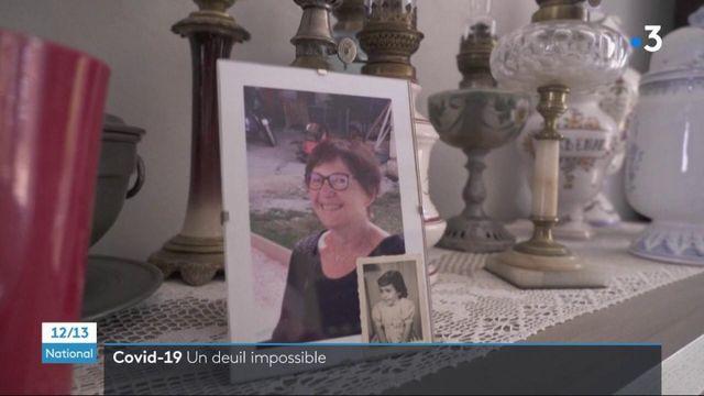 Covid-19 : l'impossible deuil pour les familles de victimes du Covid-19