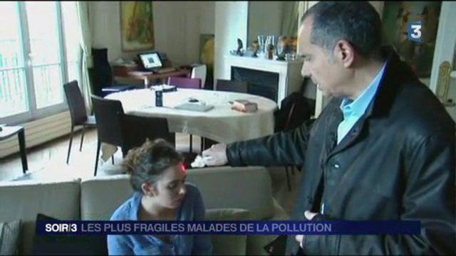Pollution : les plus fragiles face à la maladie