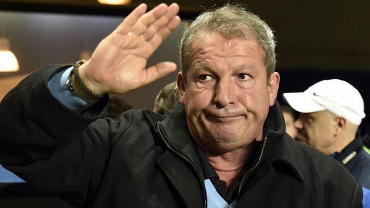 L'ancien entraîneur de Montpellier, Rolland Courbis