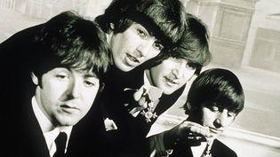 Les Beatles dans les Sixties.  (REX FEATURES/SIPA)