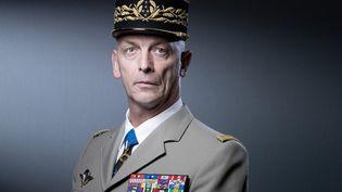 Le général François Lecointre, le 27 avril 2021, à Paris. (JOEL SAGET / AFP)