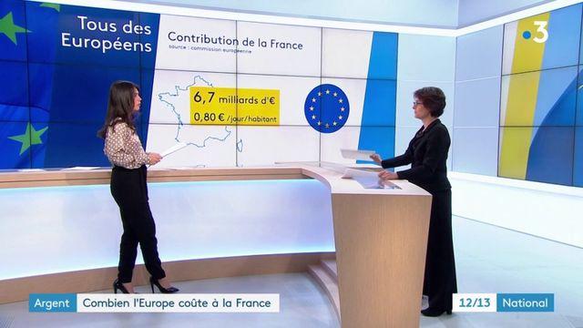 Économie : combien coûte l'Europe à la France ?