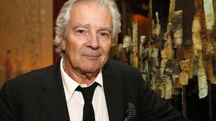 Pierre Arditi en octobre 2013. (PATRICK KOVARIK / AFP)