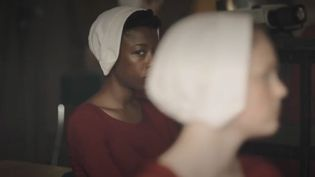 """The Handmaid's Tale : la Servante écarlate"". (FRANCEINFO)"