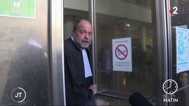 L'avocat Éric Dupond-Moretti, un ministre de la Justice qui ne fait pas l'unanimité