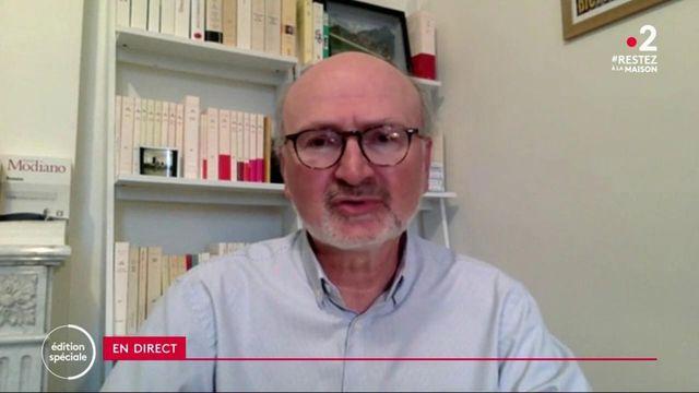 """Presstalis : """"Nous avons trois dangers de mort immédiats"""", s'alarme Éric Fottorino"""