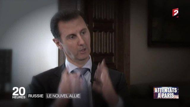 Attentats de Paris : la stratégie française en Syrie affiche un tournant décisif