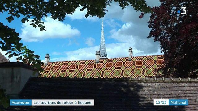 Côte d'Or : les touristes sont de retours à Beaune