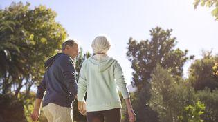 Le taux de couples où l'homme est plus jeune a presque doublé depuis la fin de la Seconde Guerre mondiale où ce cas représentait 8,3% des unions. (PAUL BRADBURY / CAIAIMAGE)