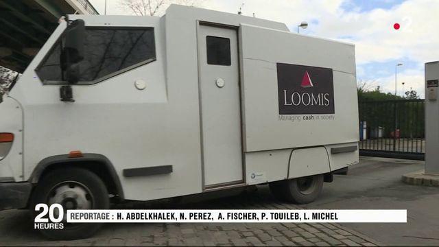 Aubervilliers : un convoyeur de fonds et 3 millions d'euros disparaissent