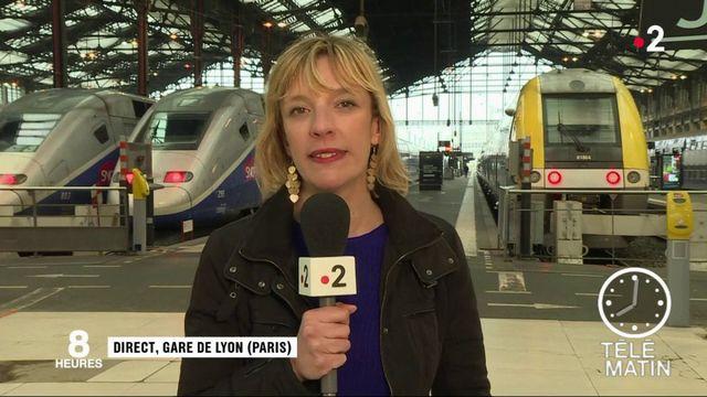 SNCF : un trafic moins perturbé pour le troisième épisode de grève