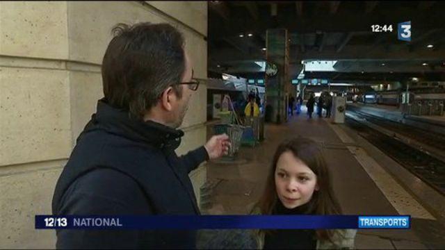 Lutte contre la fraude : des portiques installés à la Gare Montparnasse
