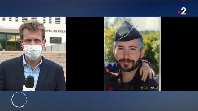 Policier tué à Avignon : des moyens importants pour retrouver le meurtrier
