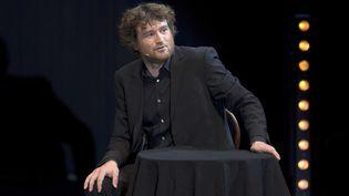 Olivier de Benoist sur scène  (SYSPEO/SIPA)