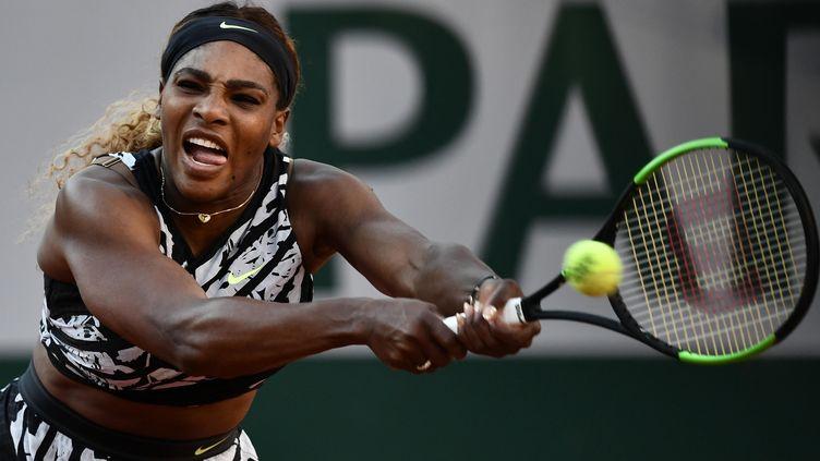 Serena Williams (PHILIPPE LOPEZ / AFP)