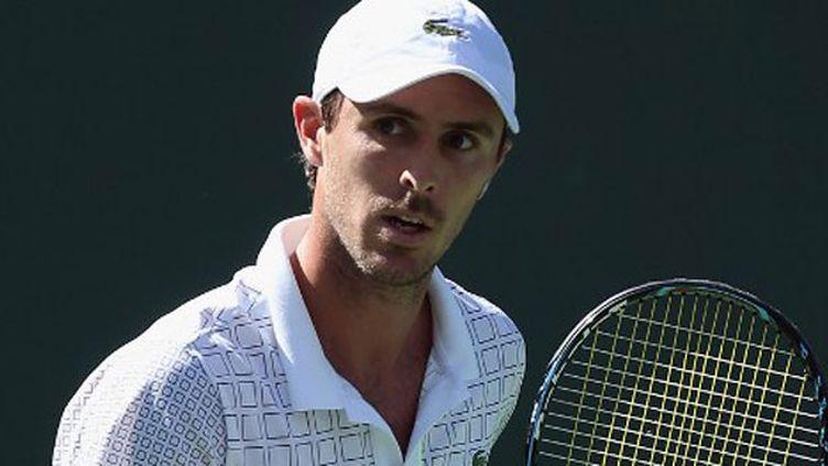 Le joueur français Edouard Roger-Vasselin