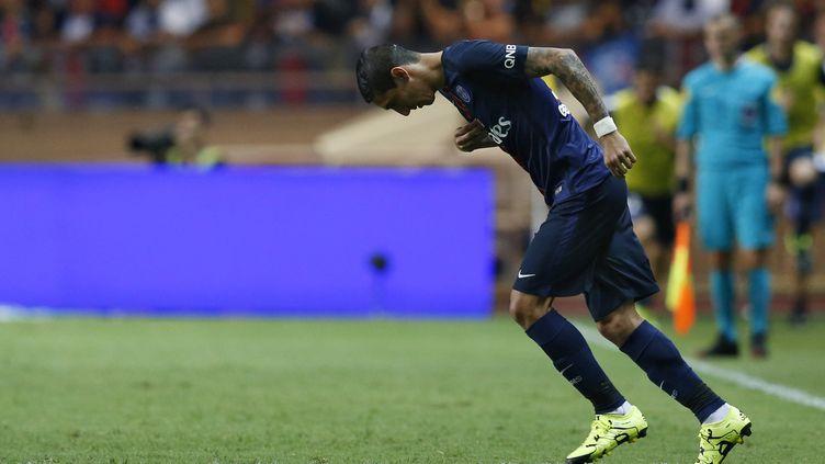 Angel Di Maria (PSG) (VALERY HACHE / AFP)