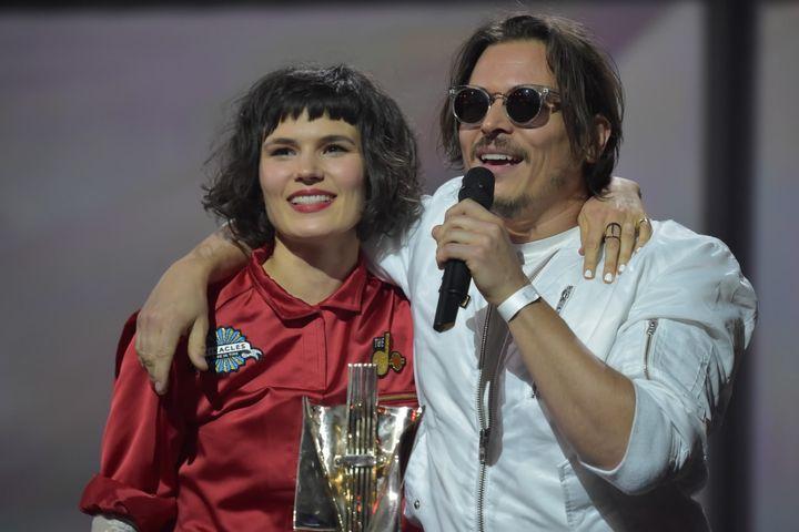 (Tho Do, victoire pour l'album rock © Edmond Sadaka/RFI)