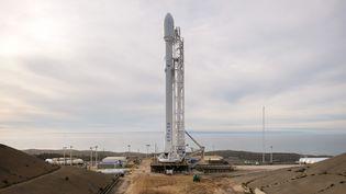 SpaceX a été créé et est toujours contrôlé par l'entrepreneur Elon Musk, également fondateur du constructeur de voitures électriques Tesla (NASA/BILL INGALLS / MAXPPP)