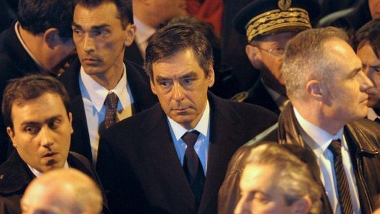 François Fillon (BERTRAND GUAY / AFP)
