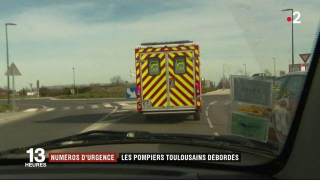 Haute-Garonne : des pompiers débordés