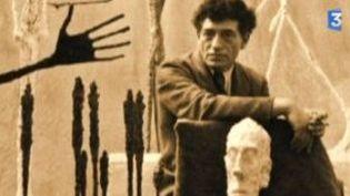 """Alberto Giacometti à l'exposition """"Un corps inattendu"""" au FRAC Auvergne  (Culturebox)"""