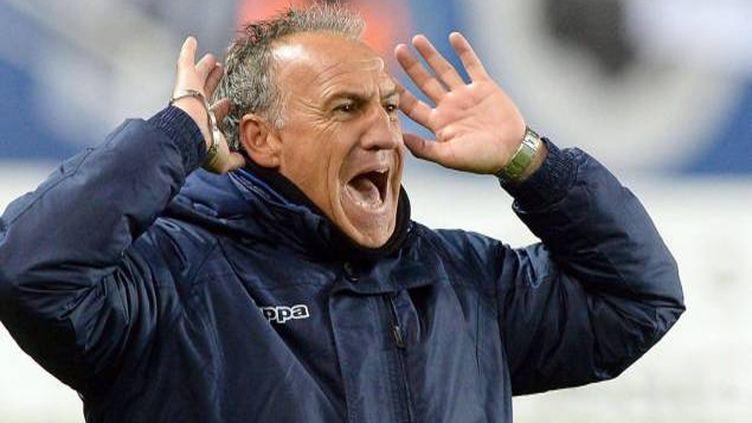 (Printant avait réussi l'exploit de sauver de la relégation son équipe, avant-dernière de Ligue 1 à son arrivée © Maxppp)