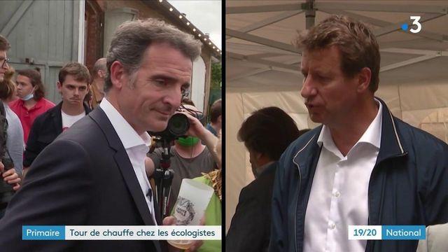 Election présidentielle : déjà quatre candidats chez les écologistes