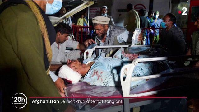 Aéroport de Kaboul : le récit d'un attentat sanglant