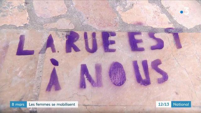 8 mars : mobilisation des femmes à Poitiers