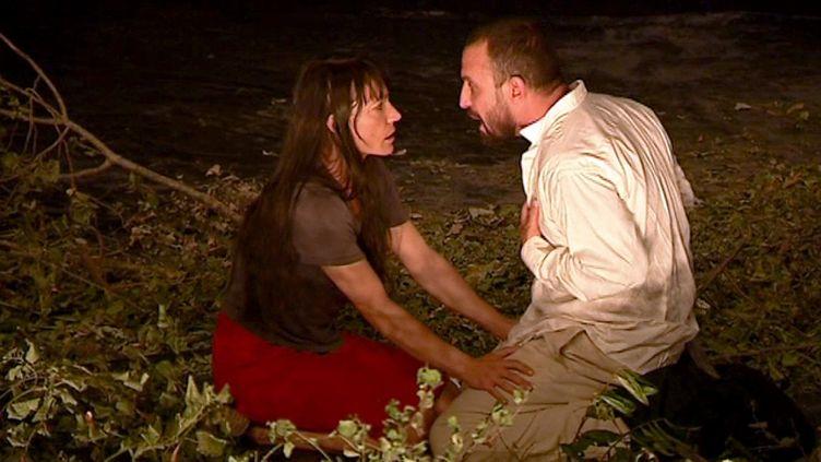 """Une scène de """"Looking for Oresteia""""  (France 3 Culturebox Capture d'écran)"""