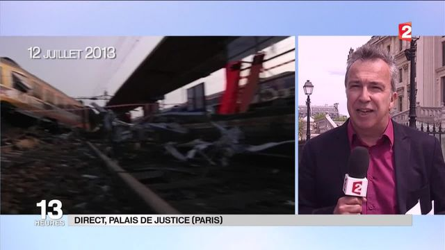 Brétigny : l'enquête sur l'accident de train avance