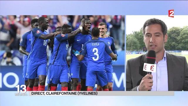 Euro 2016 : le programme des Bleus avant la demi-finale