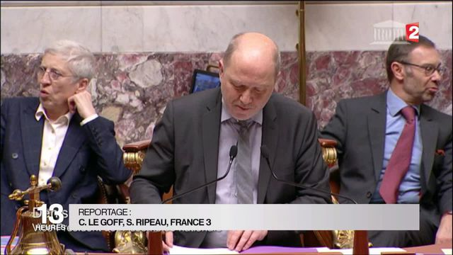 Affaire Denis Baupin : enquête préliminaire ouverte par le parquet de Paris