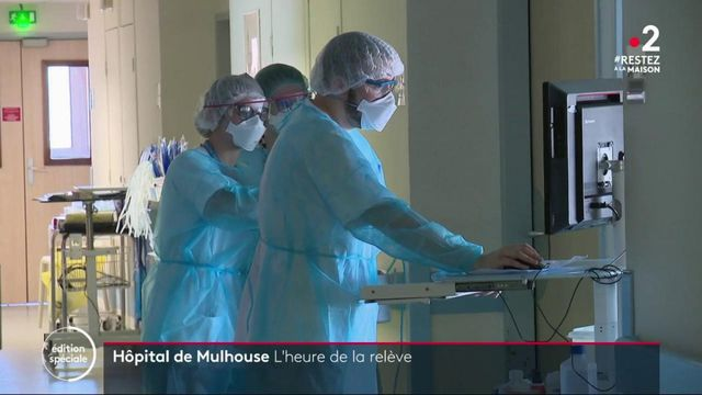 Coronavirus : les soignants attendent la relève