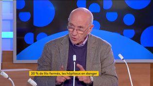 André Grimaldi (FRANCEINFO)