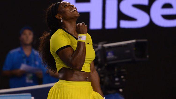 La joueuse américaine Serena Williams