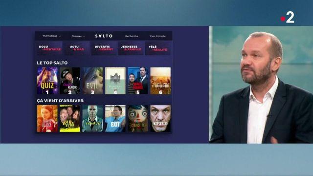 Salto : lancement de la première plateforme française de VOD