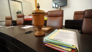 La cour d'assise du Bas-Rhin. (CEDRIC JOUBERT / MAXPPP)