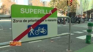 "Les ""superillas"" en Espagne (FRANCE 3 / FRANCETV INFO)"