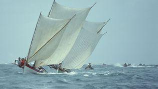 La traditionnelle course de yoles en Martinique. (Illustration) (GETTY IMAGES / PHOTOGRAPHER'S CHOICE RF)