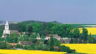 Tancrou en Seine-et-Marne, village d'Île-de-France. Photo d'illustration. (ALAIN KUBACSI / GAMMA-RAPHO / GETTYIMAGES)