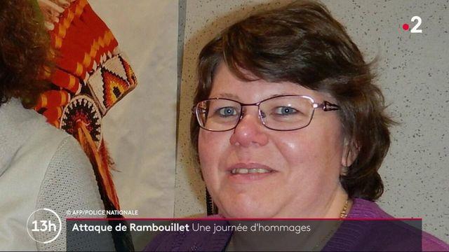 Attaque à Rambouillet : journée d'hommages à la policière tuée vendredi 23 avril