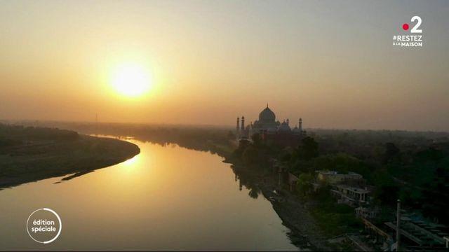 Inde : le Taj Mahal s'est endormi il y a six semaines