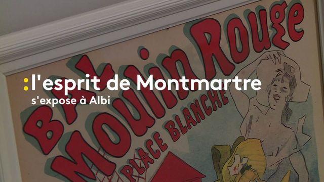 """""""Montmartre, fin de siècle"""", l'esprit du célèbre quartier s'expose pour la réouverture du musée Toulouse-Lautrec d'Albi"""